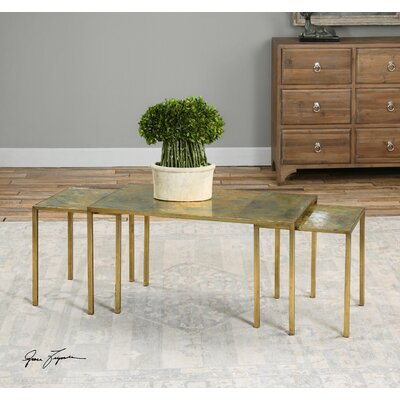 Uttermost Couper 3 Piece Coffee Tables Set