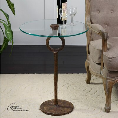 Uttermost Diogo End Table