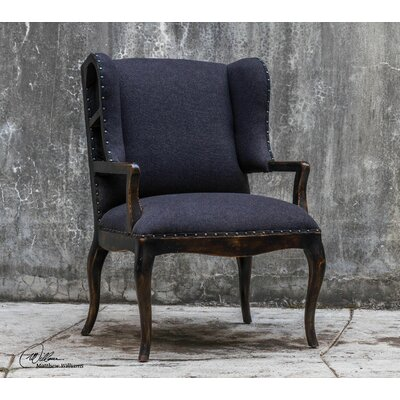 Uttermost Chione Arm Chair