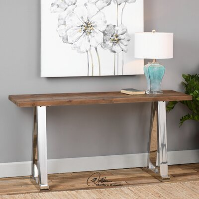 Uttermost Hesperos Console Table