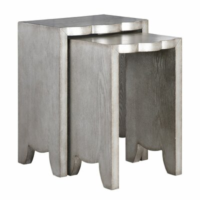 Mercer41 Gregory 2 Piece Nesting Tables