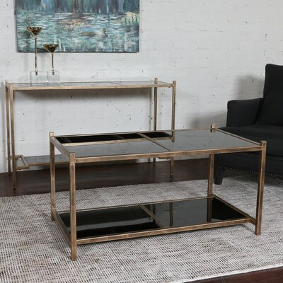 Uttermost Karol Coffee Table Set