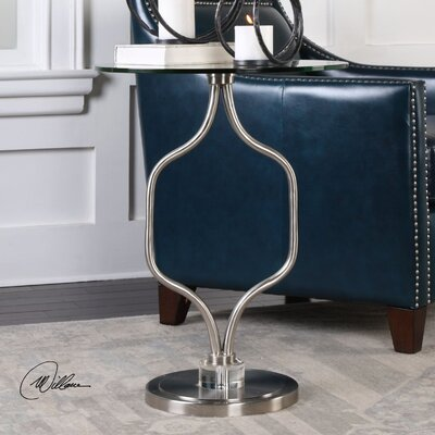 Wade Logan Benicia End Table