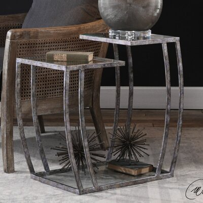 Trent Austin Design Deer Trail End Table