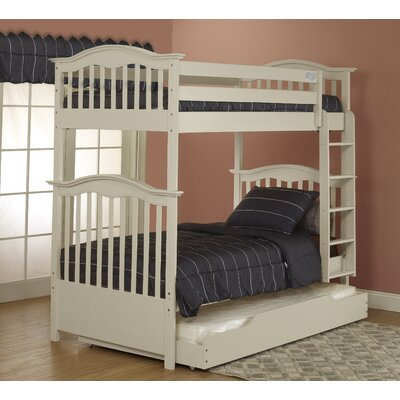 Orbelle Trading Twin Bunk Bed