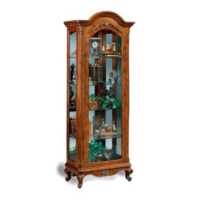 Philip Reinisch Co. Charlemagne Curio Cabinet