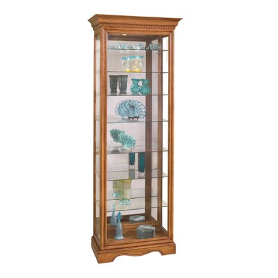 Philip Reinisch Co. Lighthouse Octave Curio Cabinet