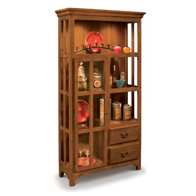 Philip Reinisch Co. ColorTime Curio Cabinet