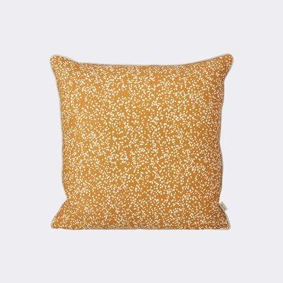 ferm living dottery cotton throw pillow wayfair. Black Bedroom Furniture Sets. Home Design Ideas