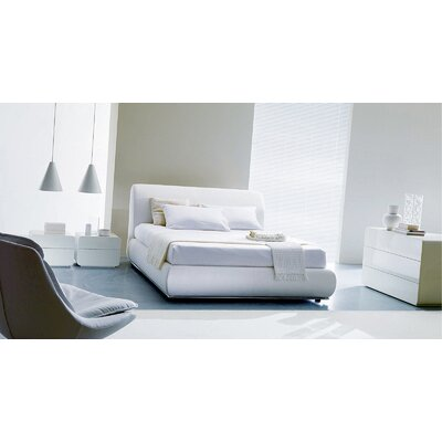 Bontempi Casa Upholstered Platform Bed