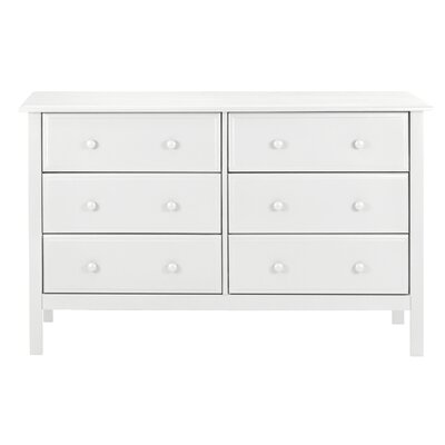 DaVinci Jayden 6 Drawer Double Wide Dresser