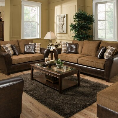 American Furniture Richmond Living Room C..
