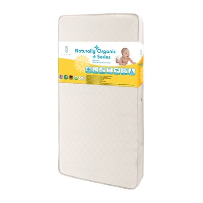 L A Baby Natural I Natural Coconut Fiber And Latex With