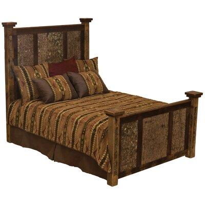 Fireside Lodge Panel Bed