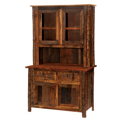 Fireside Lodge Barnwood China Cabinet