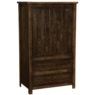 Fireside Lodge Premium Frontier Armoire Image