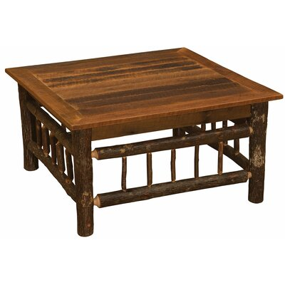 Fireside Lodge Hickory Coffee Table