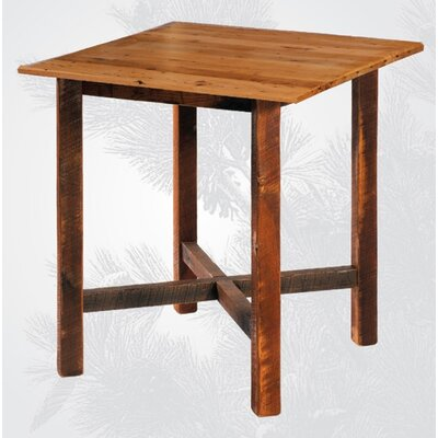 Fireside Lodge Reclaimed Barnwood Dining Table