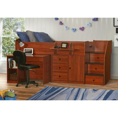Berg Furniture Sierra Captain Bed