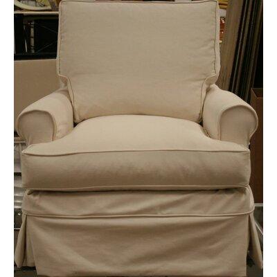 Acadia Furnishings Boston Swivel Glider Chair