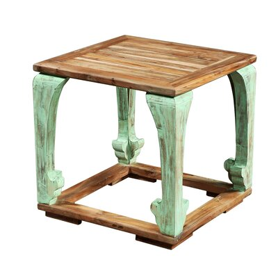 Bungalow Rose Mersin End Table