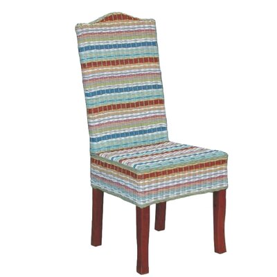 Bay Isle Home Saragosa Parsons Chair (Set of 2)