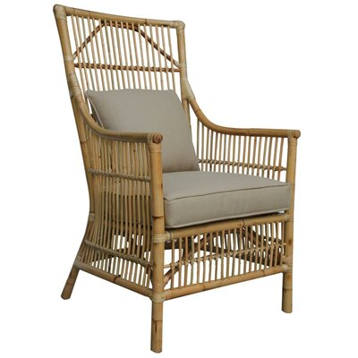 Bay Isle Home Nerissa Arm Chair