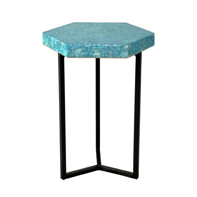 Beachcrest Home Dalvey End Table