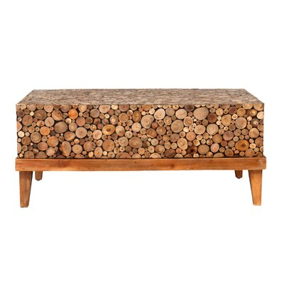Bungalow Rose Minjares Coffee Table