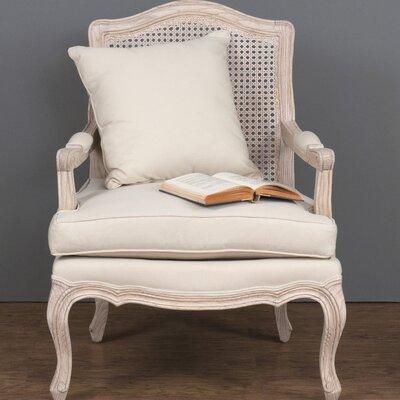 Jeffan Lysse Teak Arm Chair
