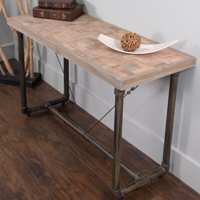 Jeffan Trapeze Console Table