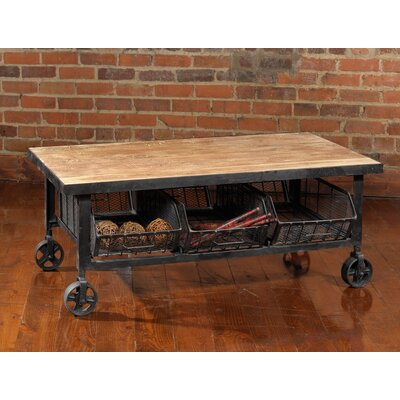 William Sheppee Foundry Coffee Table