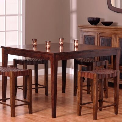 World Menagerie Daisie Counter Height Dining Table