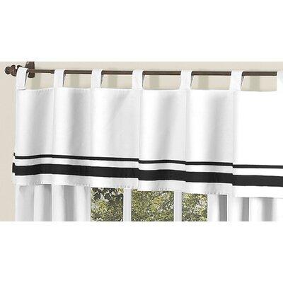 Sweet jojo designs hotel curtain valance reviews for Hotel design valence