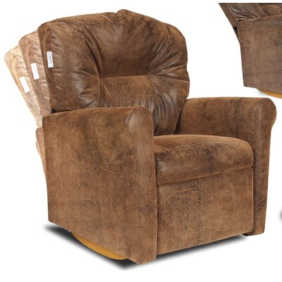 Dozydotes Contemporary Kids Cotton Recliner
