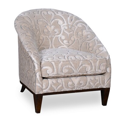 House of Hampton Druzy Barrel Chair