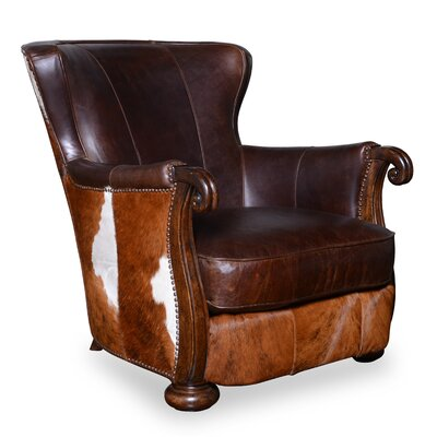 A.R.T. Kennedy Hide Lounge Chair