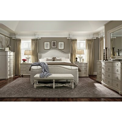 A.R.T. Chateaux California King Panel Customizable Bedroom Set