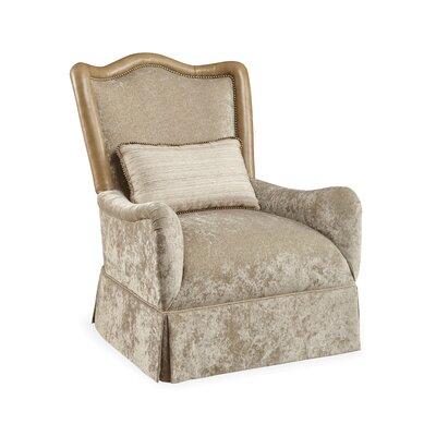A.R.T. Giovanna Skirted Arm Chair