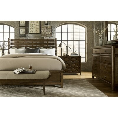 Loon Peak Segula Panel Customizable Bedroom Set