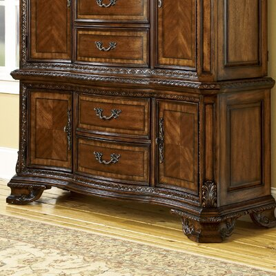 Astoria Grand Brussels 2 Drawer Chest