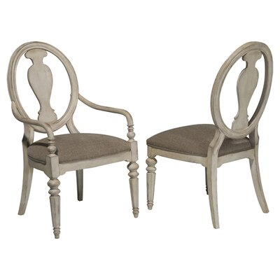 Rosalind Wheeler Randolph Arm Chair (Set of 2)