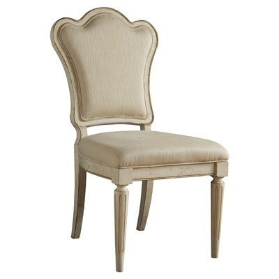 One Allium Way Mariana Upholstered Back Side Cha..
