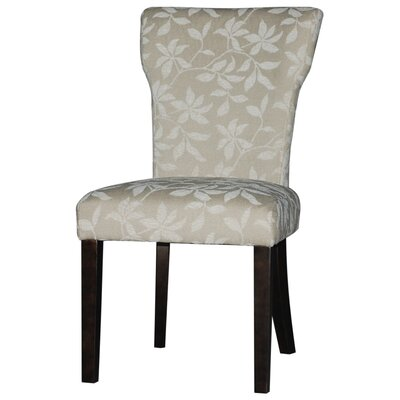 Chintaly Imports Melanie Parson Chair (Set of 2)