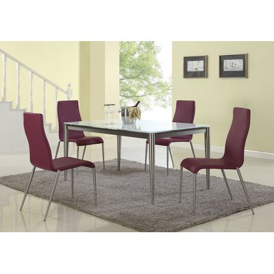 Chintaly Imports Remy Dining Table