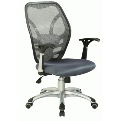 Chintaly Imports High-Back Mesh Conference Chair