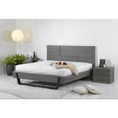 Wade Logan Platform Customizable Bedroom Set