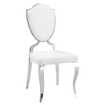 Chintaly Imports Letty Side Chair (Set of 2)