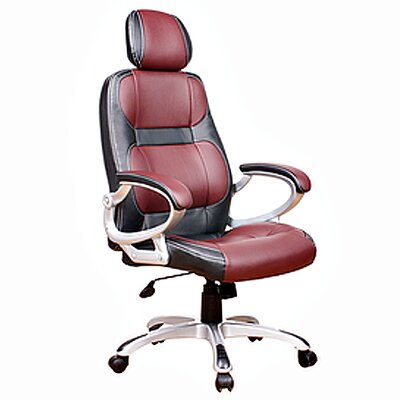 Zipcode™ Design Patrick High-Back Executive Chair with Headrest