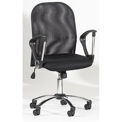 Chintaly Imports Mid-Back Mesh Office Cha..